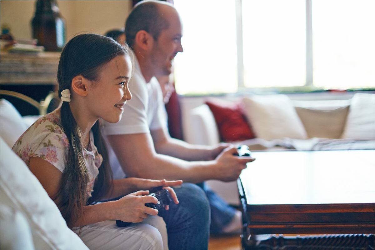 parenting video games content