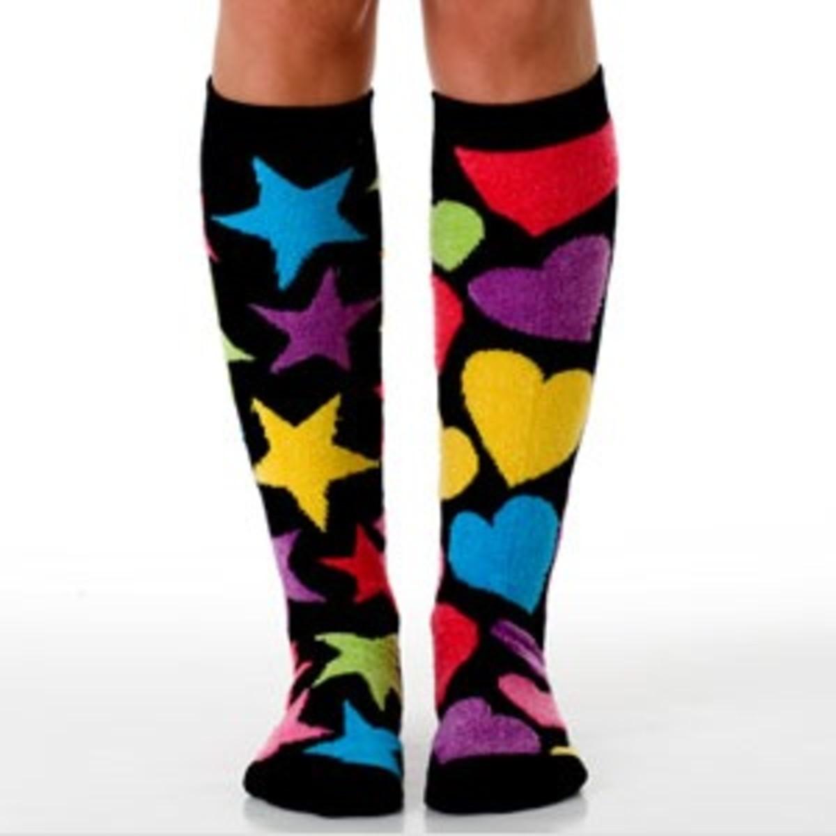 Little Miss Matched Socks