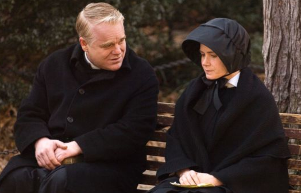 Phillip Seymour Hoffman in DOUBT