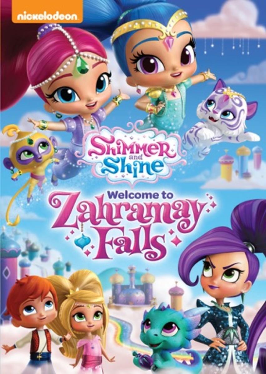 Zahramay Falls DVD Giveaway