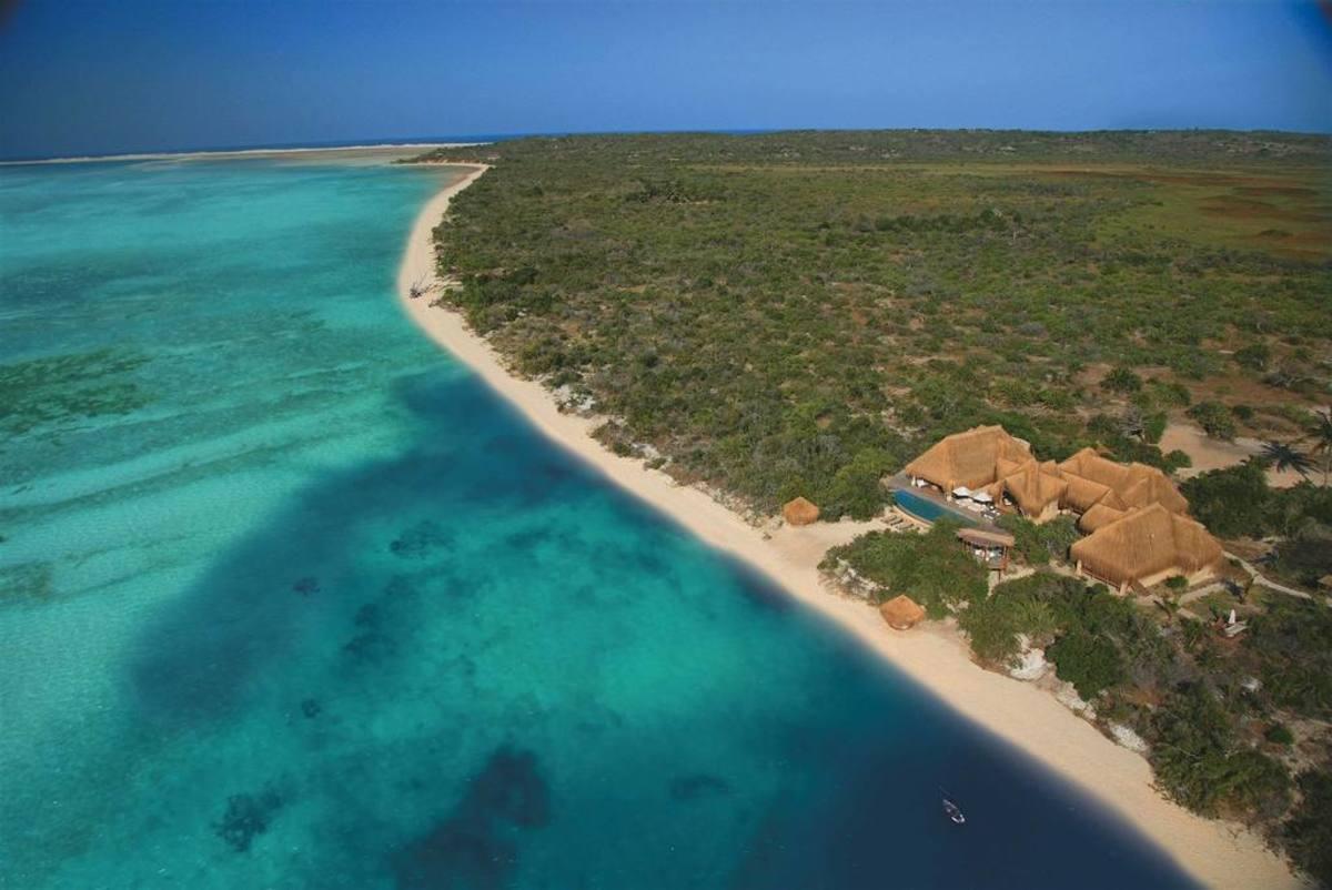 Mozambique (Courtesy Azura Benguerra Island)
