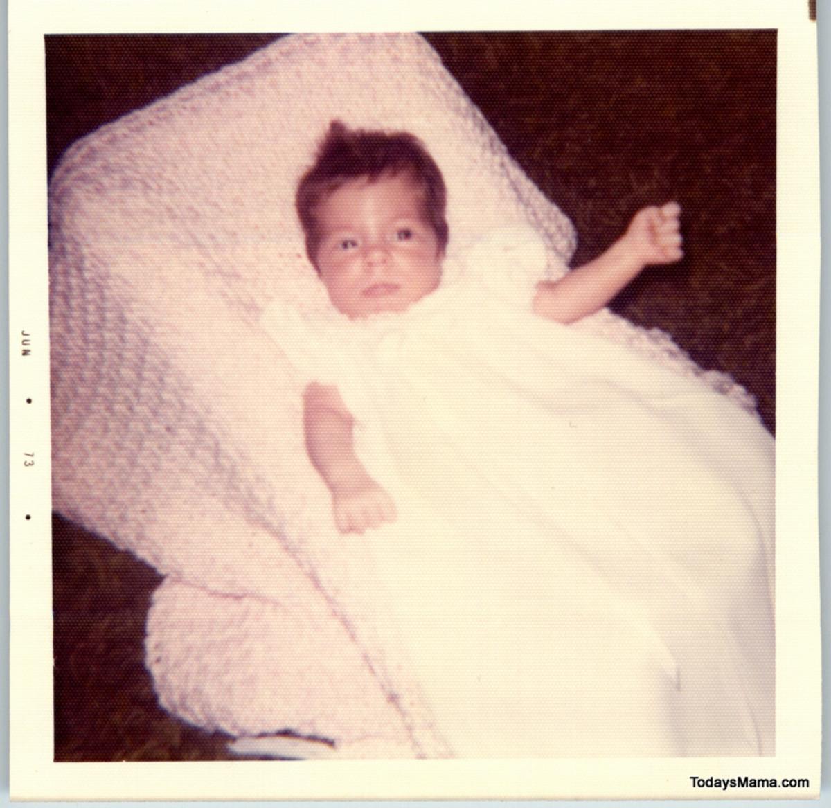 Hoosier Baby 6 weeks