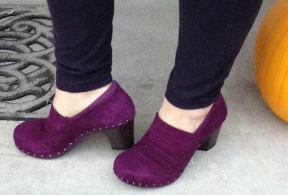 Dansko Nori in Purple