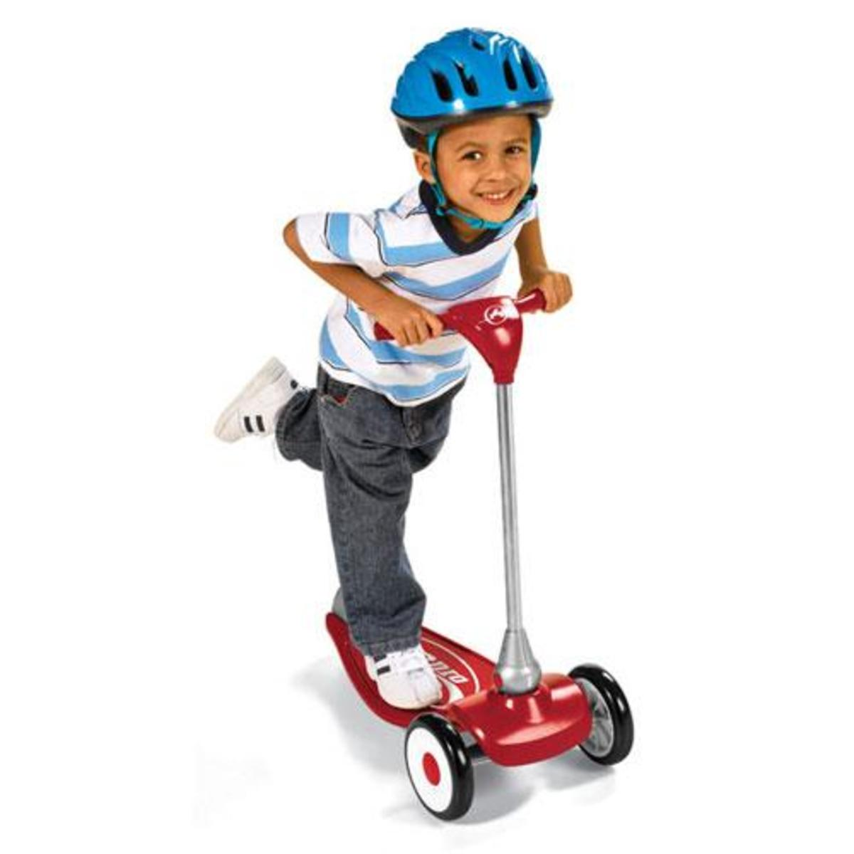 radio flyer scooter