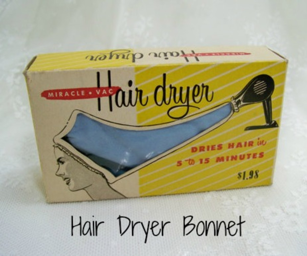 Hair Dryer Bonnet from Sma