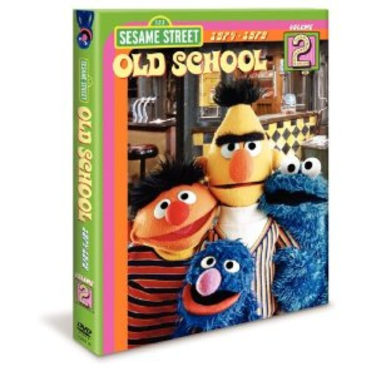 Sesame Street Old School Volume One