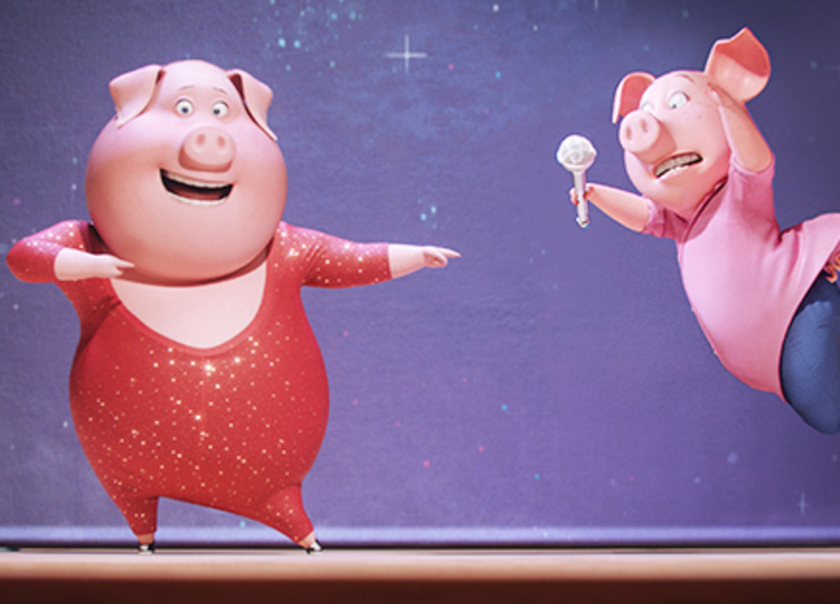 SING in Digital HD featured image