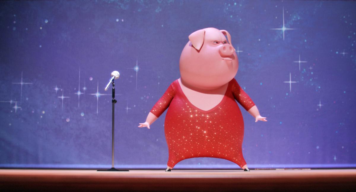 SING in Digital HD Pig