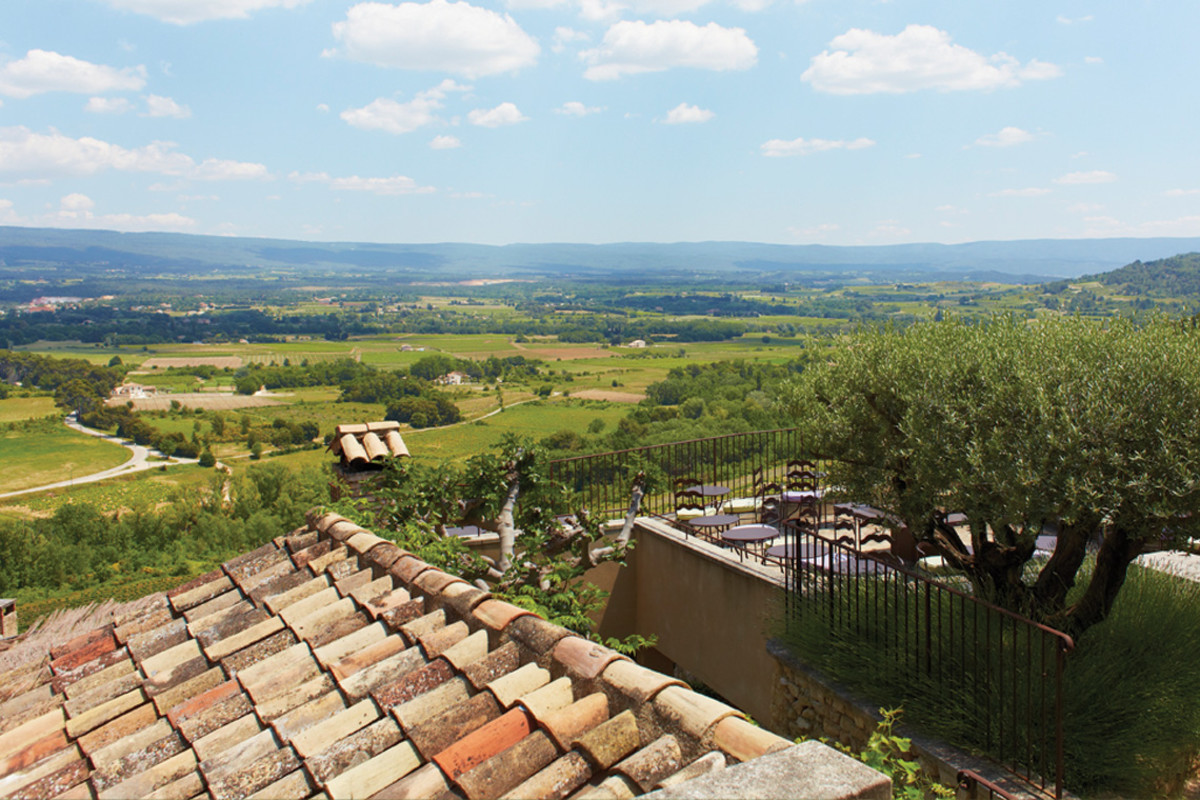 Crillon le Brave is a great escape for foodies, wine lovers and families with kids. (Courtesy Crillon le Brave)