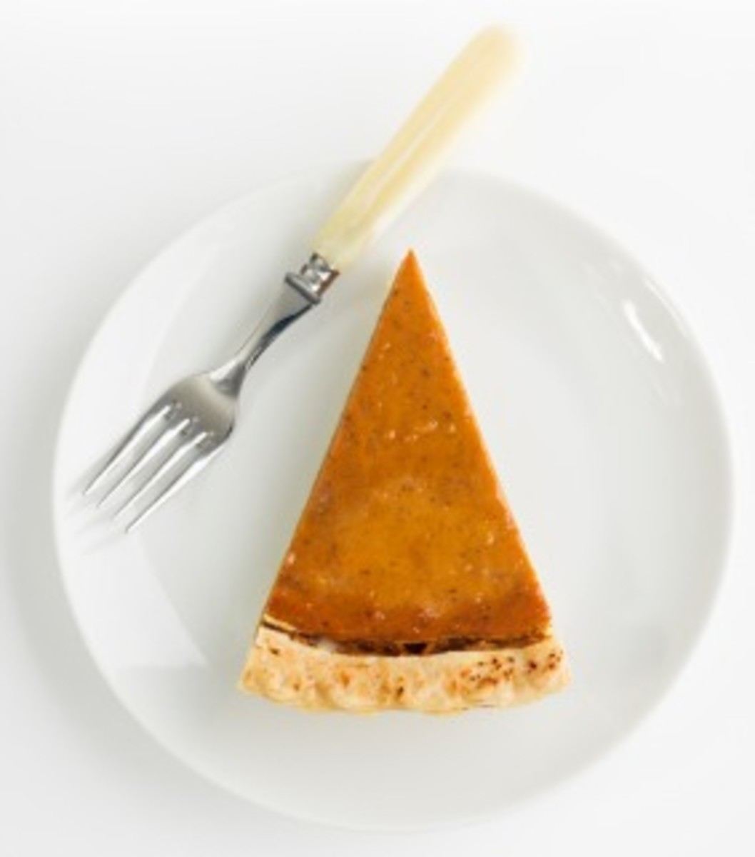 Mmmmmm. Pie.