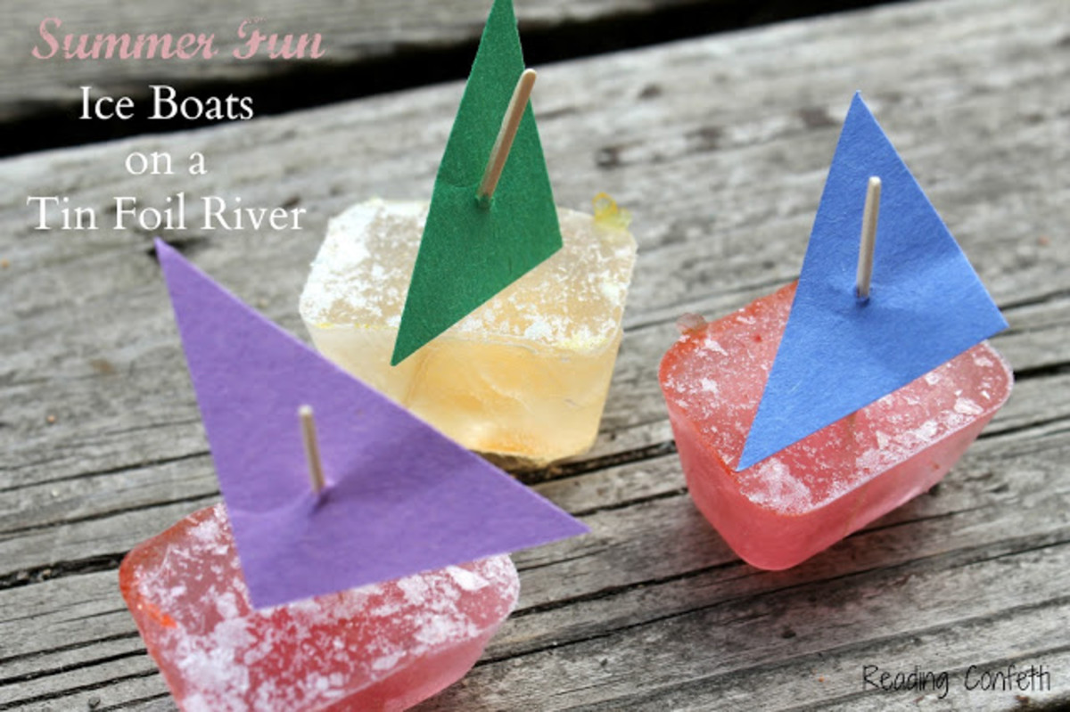 ice boats for summer