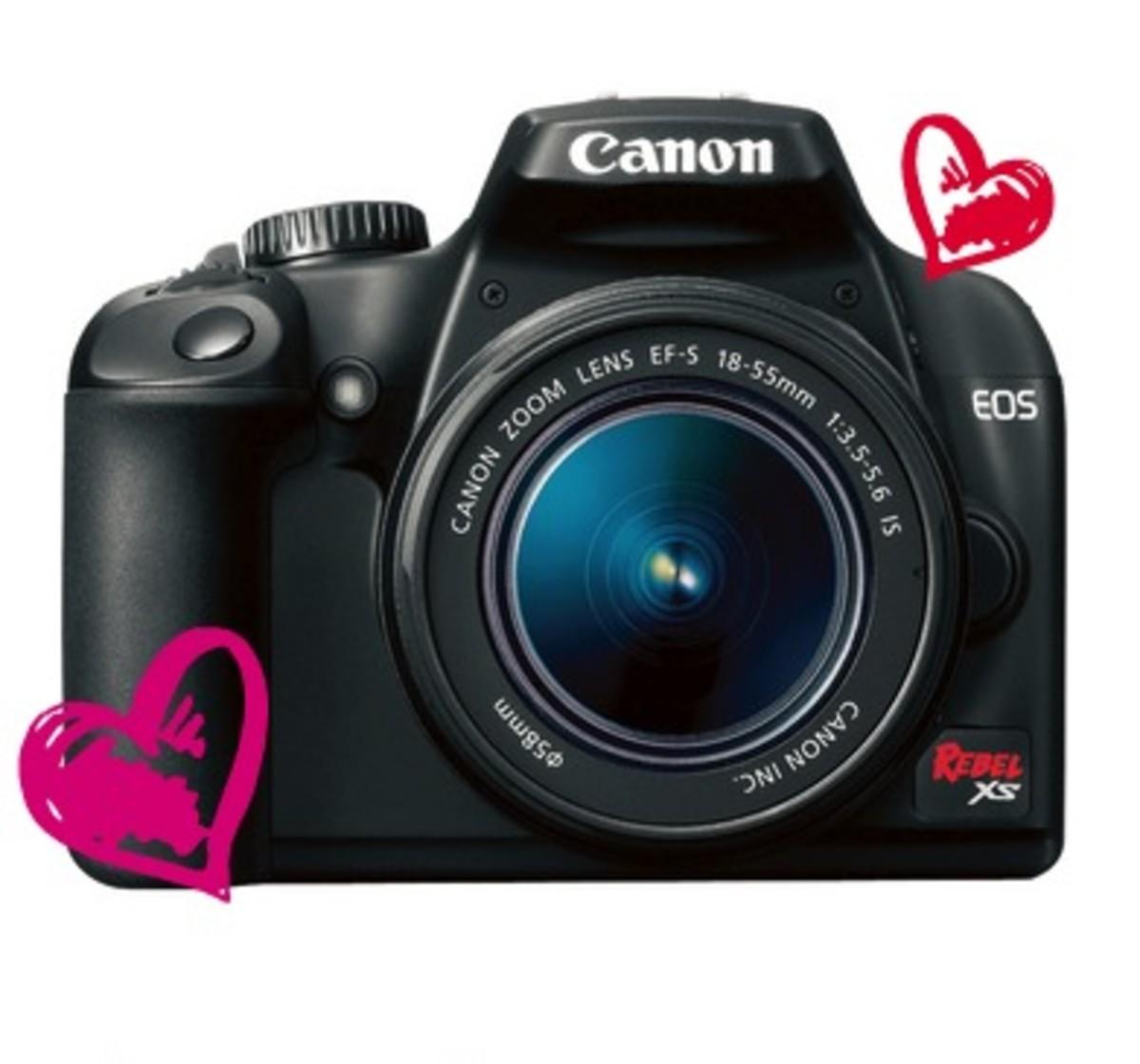 Camera Giveaway Image