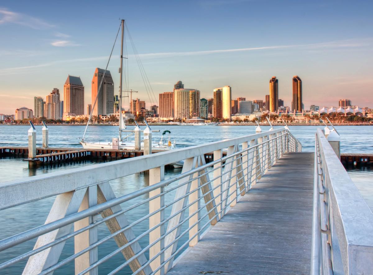 San Diego, California (Flickr: Chad McDonald)