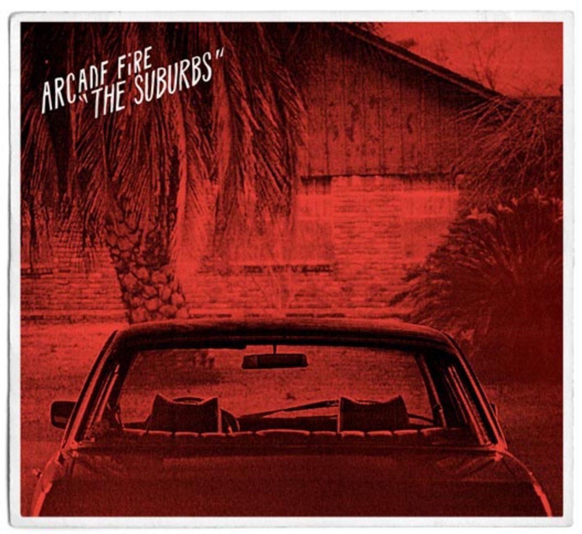 Arcade Fire The Suburbs