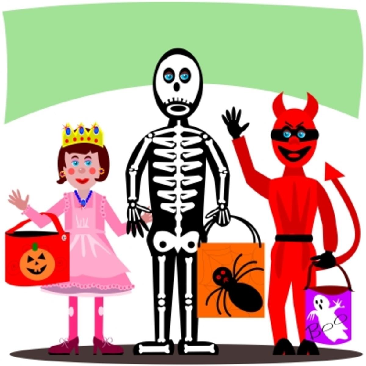 Halloween Illo