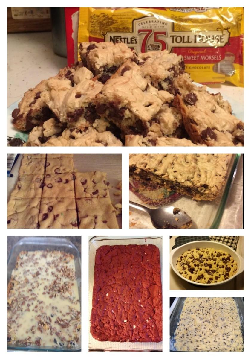 Lazy Cookie Cake 21 Ways