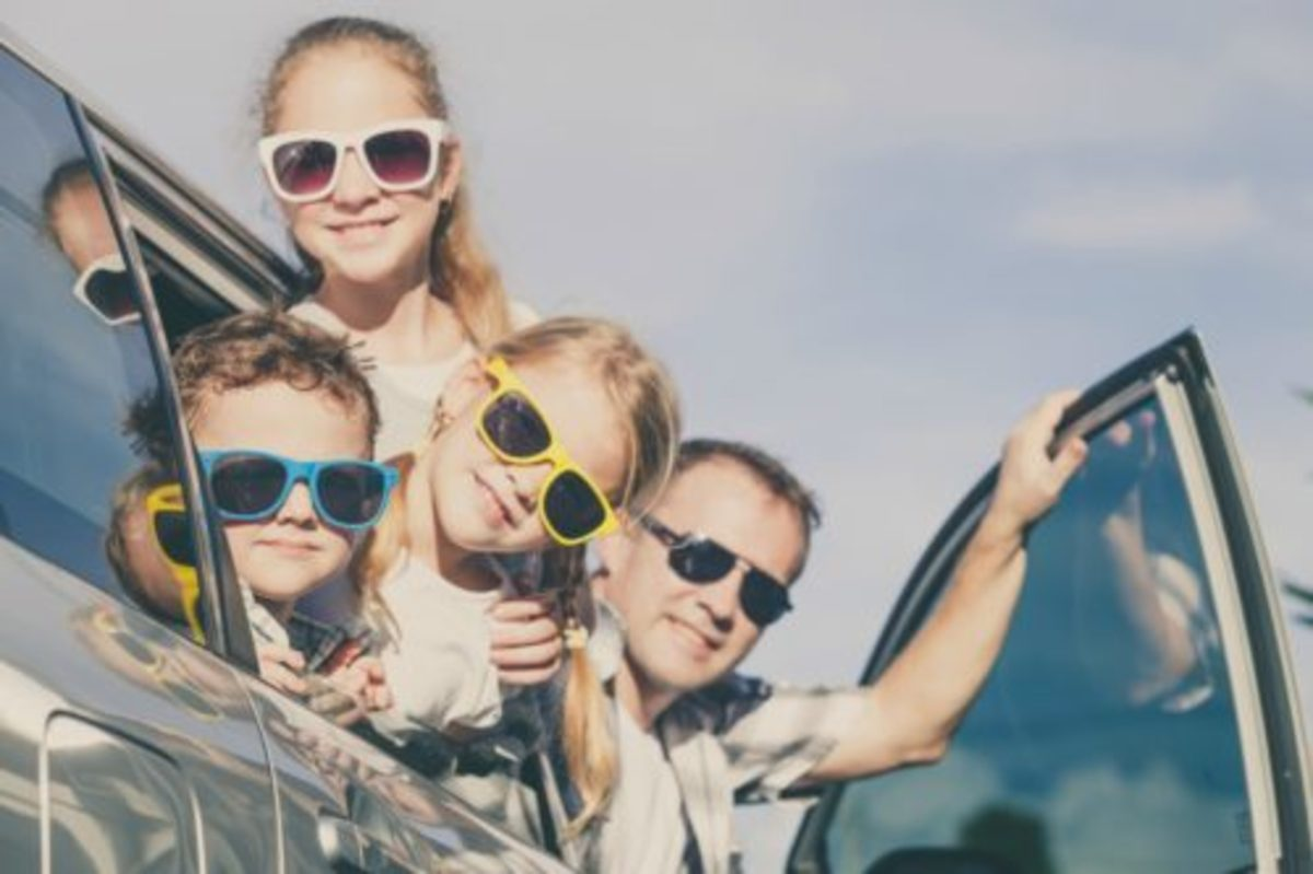 10 Tips for a Stress-Free Road Trip with Kids
