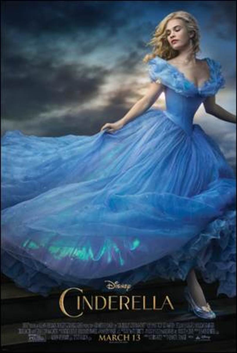 Disney's New Cinderella Trailer!