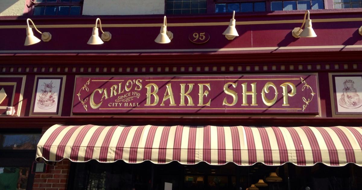 Visit Cake Boss in Hoboken