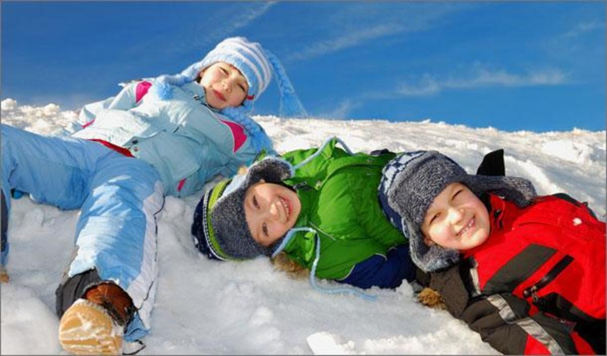 Family Winter Health Guide www.TodaysMama.com