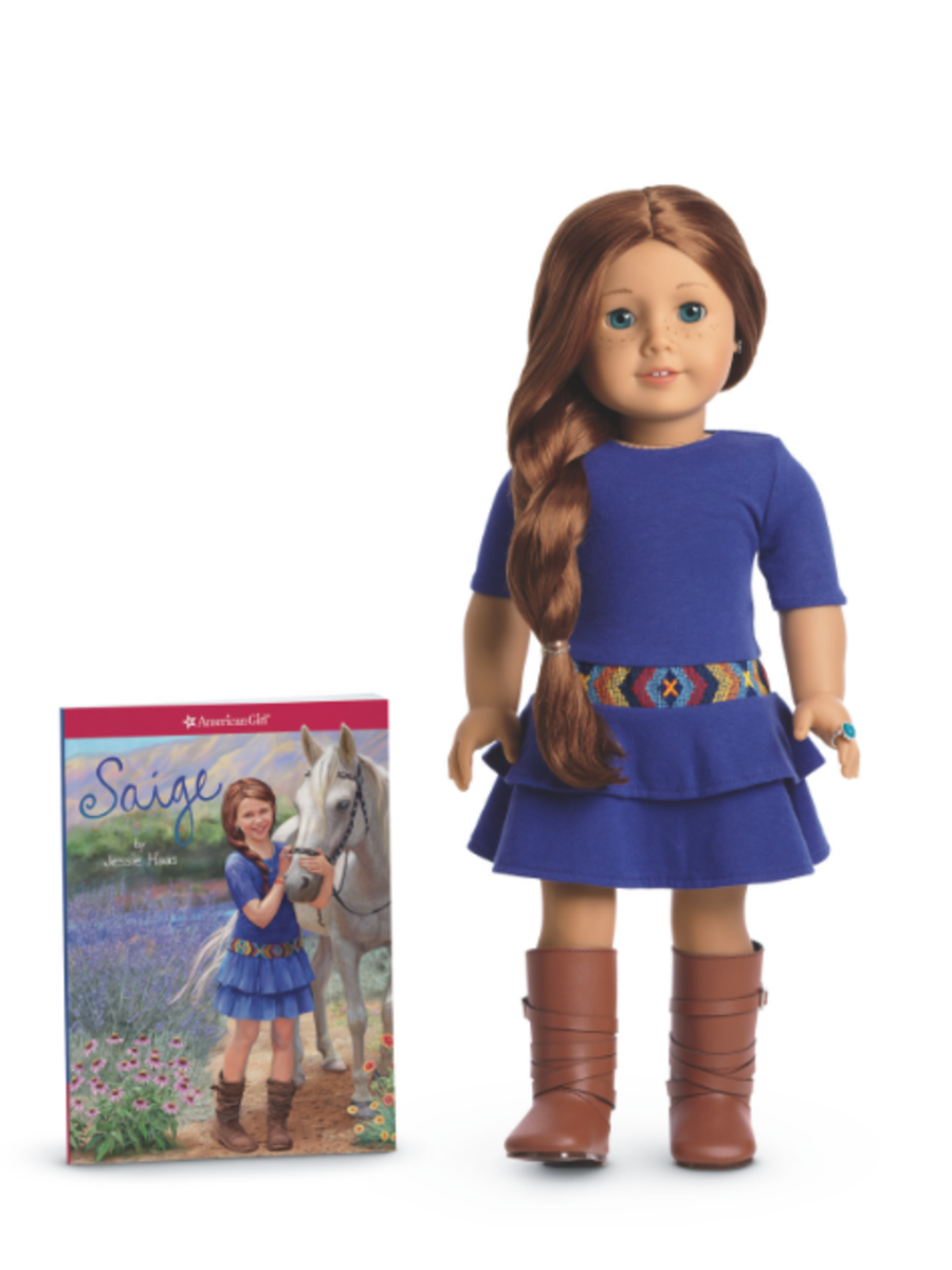 Saige American Girl Doll Giveaway on TodaysMama.com