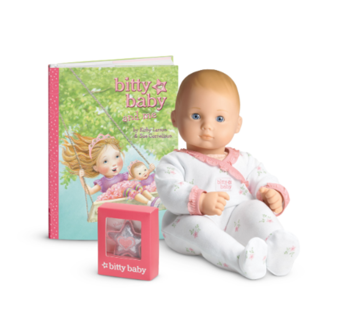 Bitty Baby American Girl Doll