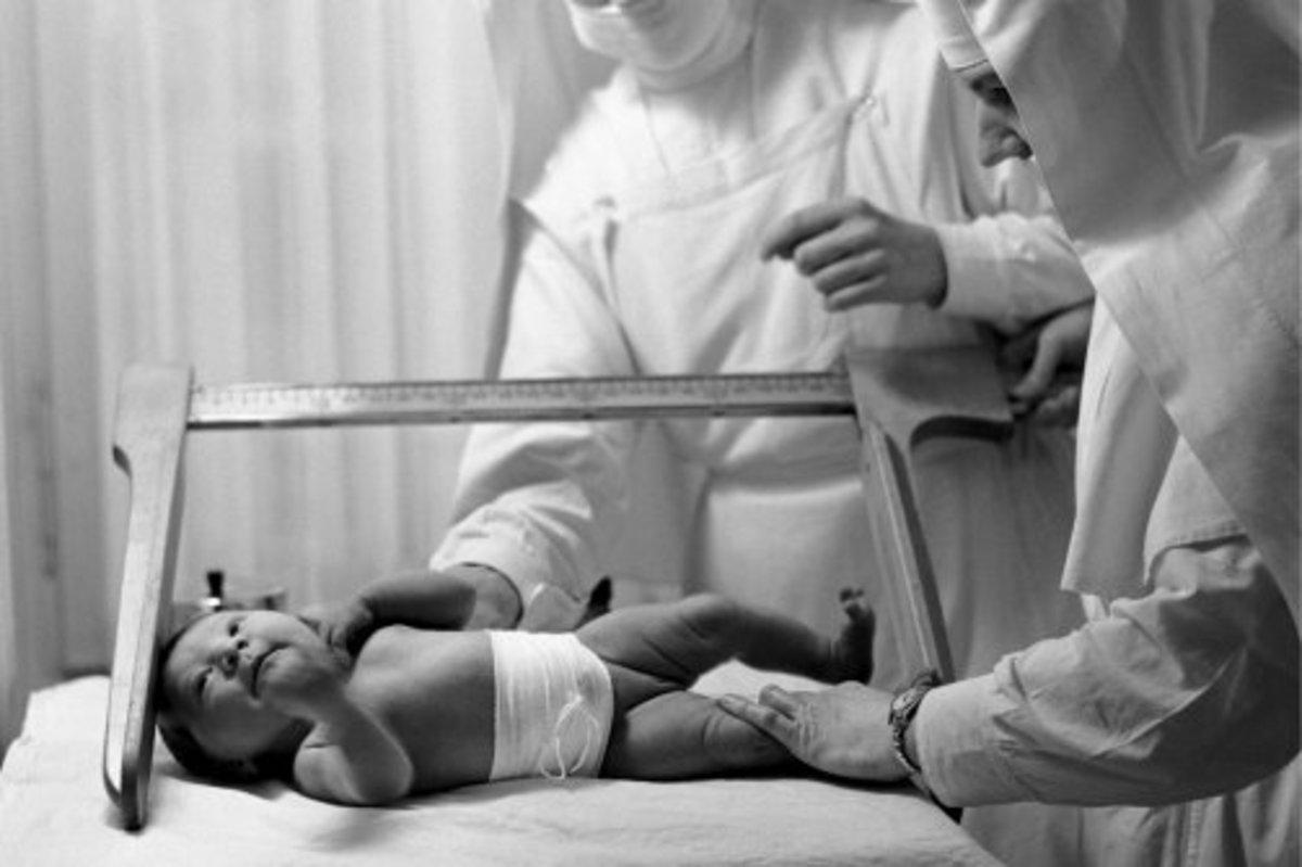 Nun Baby Nurse