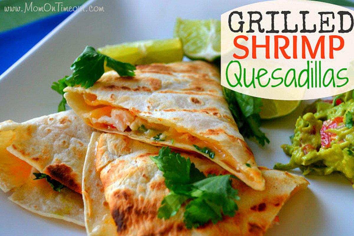 7 Quesadilla Recipes