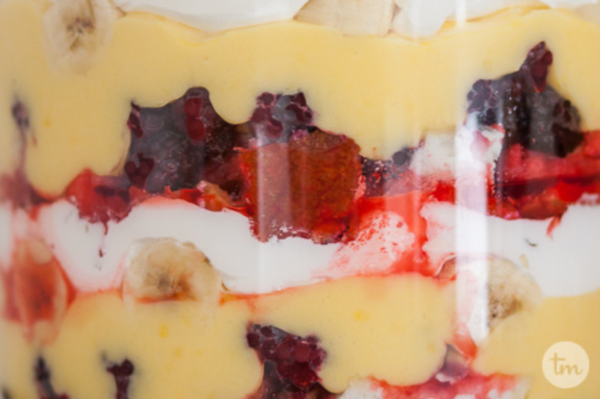 Quick and Easy Trifle Dessert