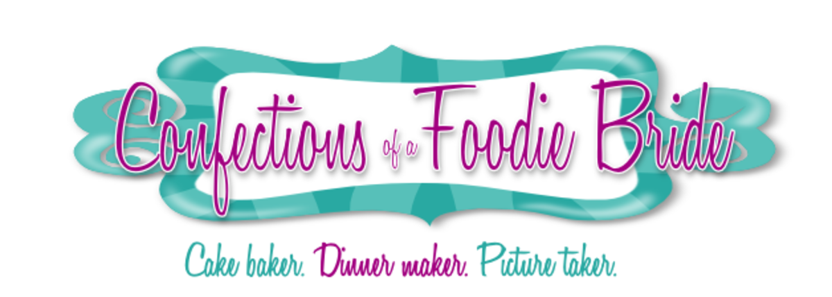 Confections of a foodie bride