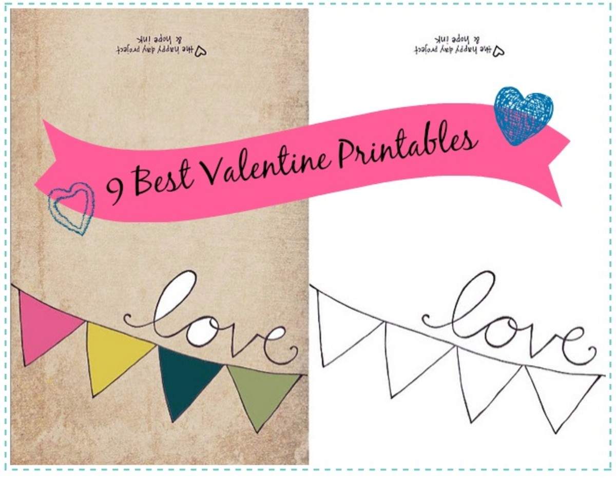 Best Valentine Printables