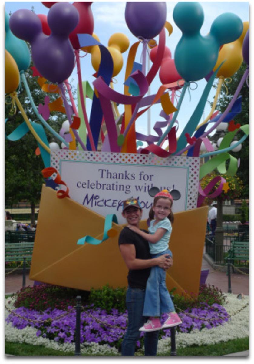 Rachel Lucy Disneyland
