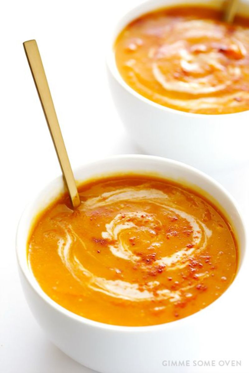 Our Favorite Fall Food Recipes Slow Cooker Butternut Squash Soup