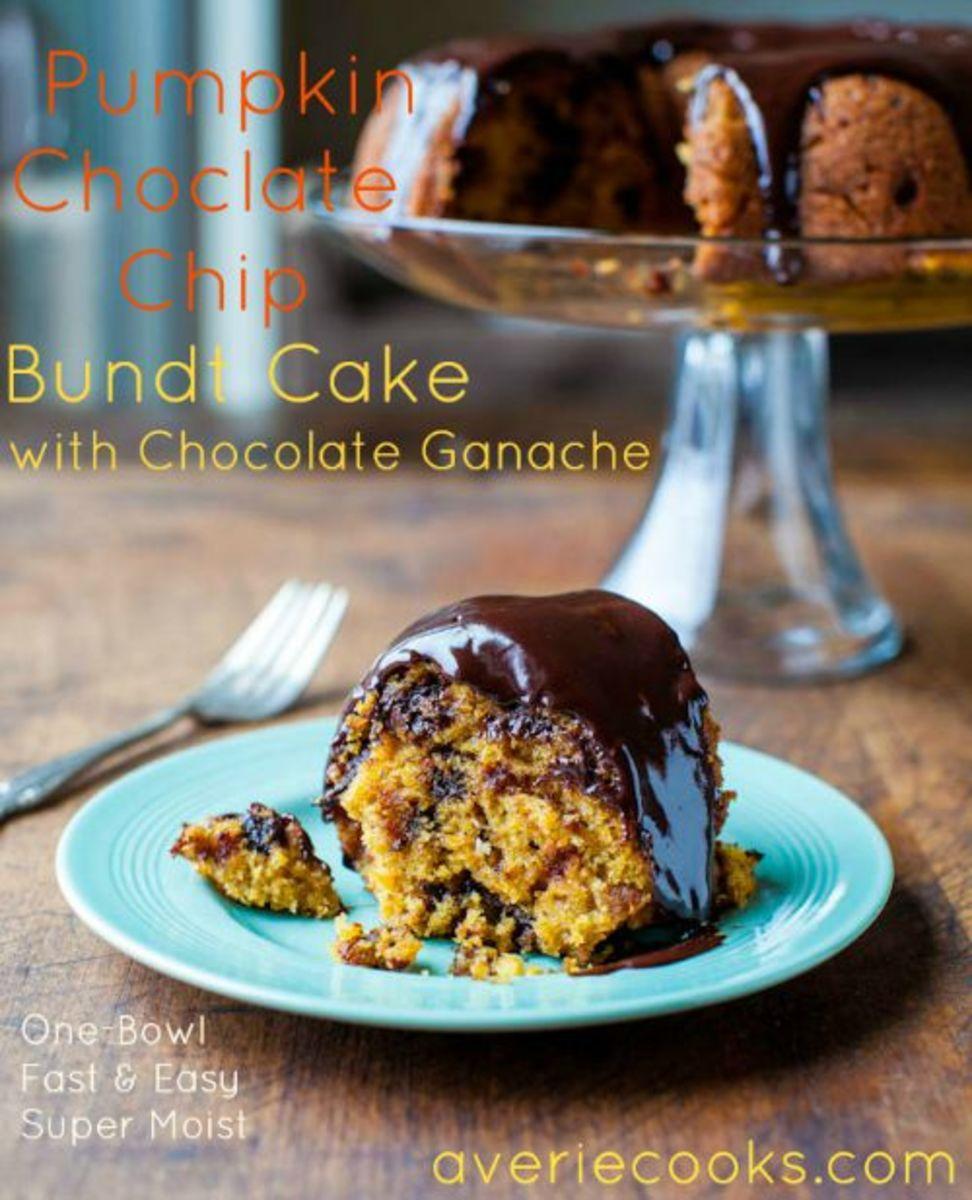 Our Favorite Fall Food Recipes Pumpkin Chocolate Chip Bundt Cake