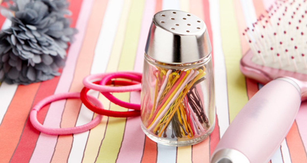 5 Ways to Organize Hair Clips