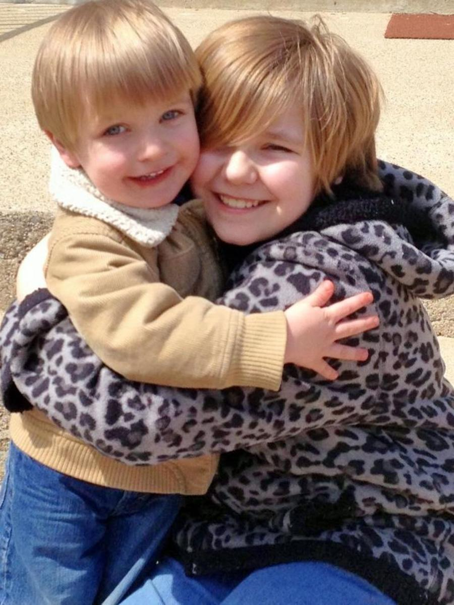 Wyatt and Macy