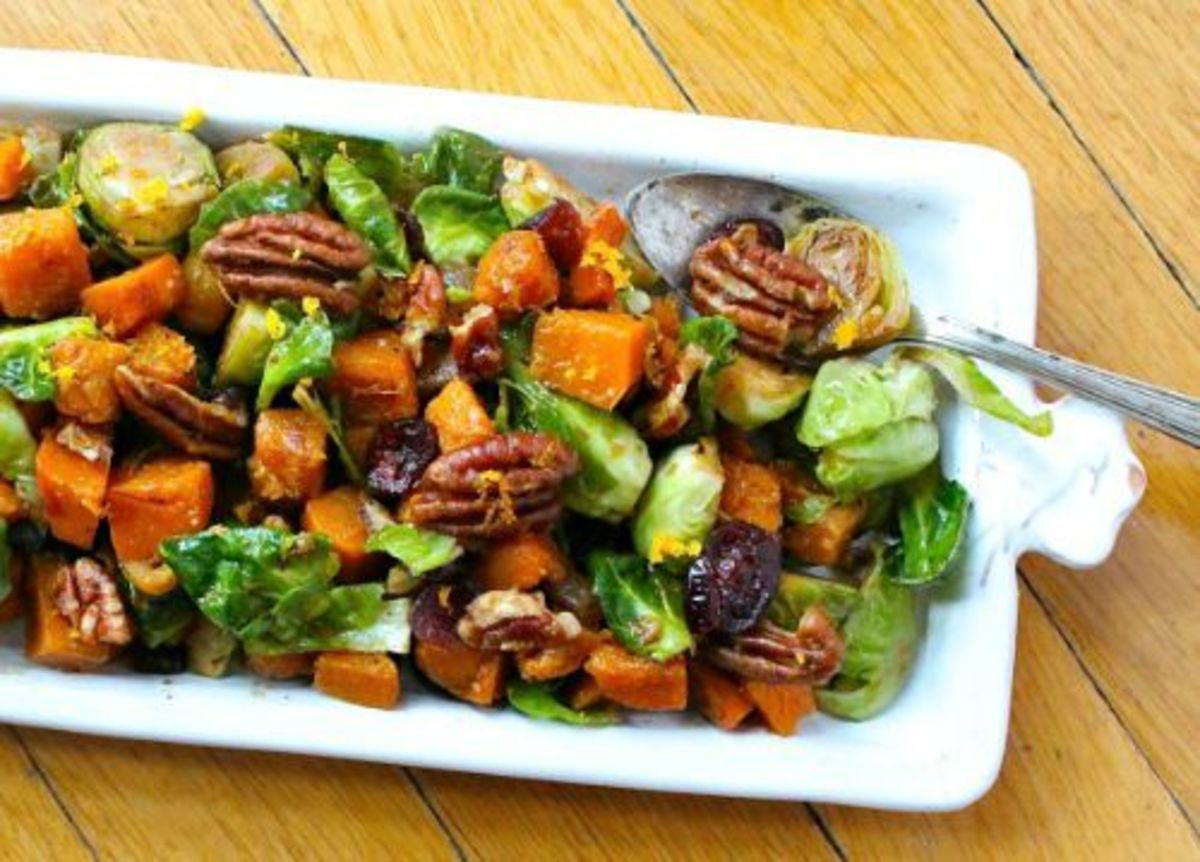 Our Favorite Fall Food Recipes Brussels Sprouts