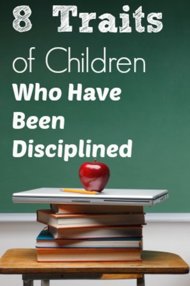 8 Traits of Children Who Have Been Disciplined