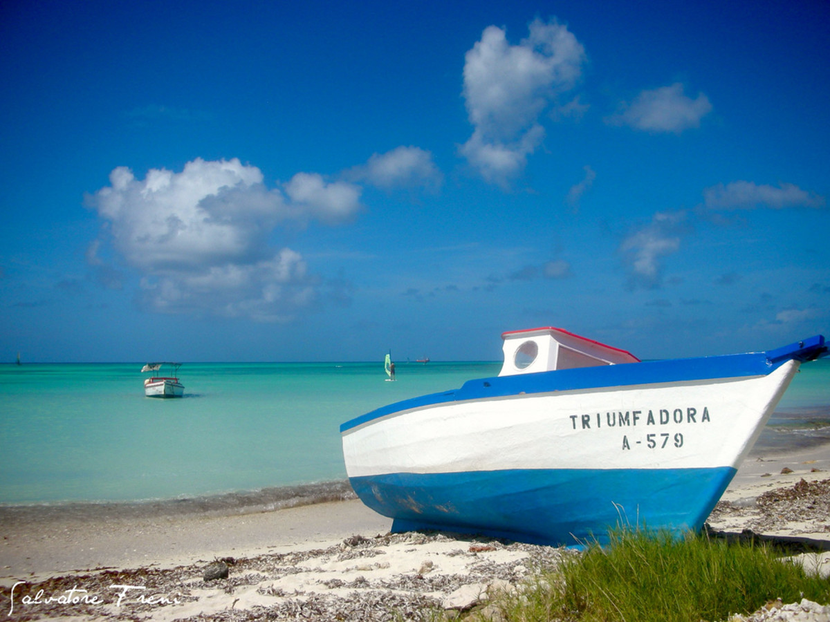 Palm Beach, Aruba (Flickr: Salvatore Freni Jr)