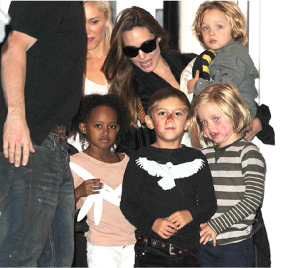 Angelina Jolie celebrity mom