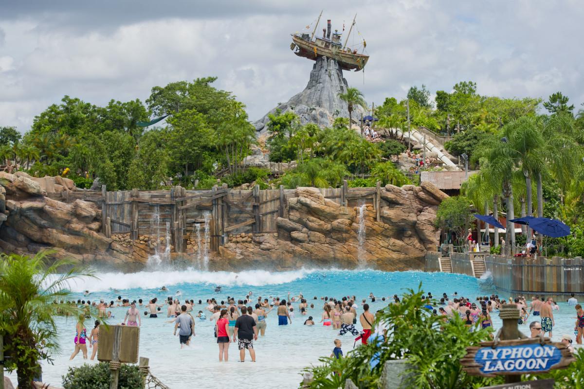 Disney's Typhoon Lagoon (Courtesy Disney)