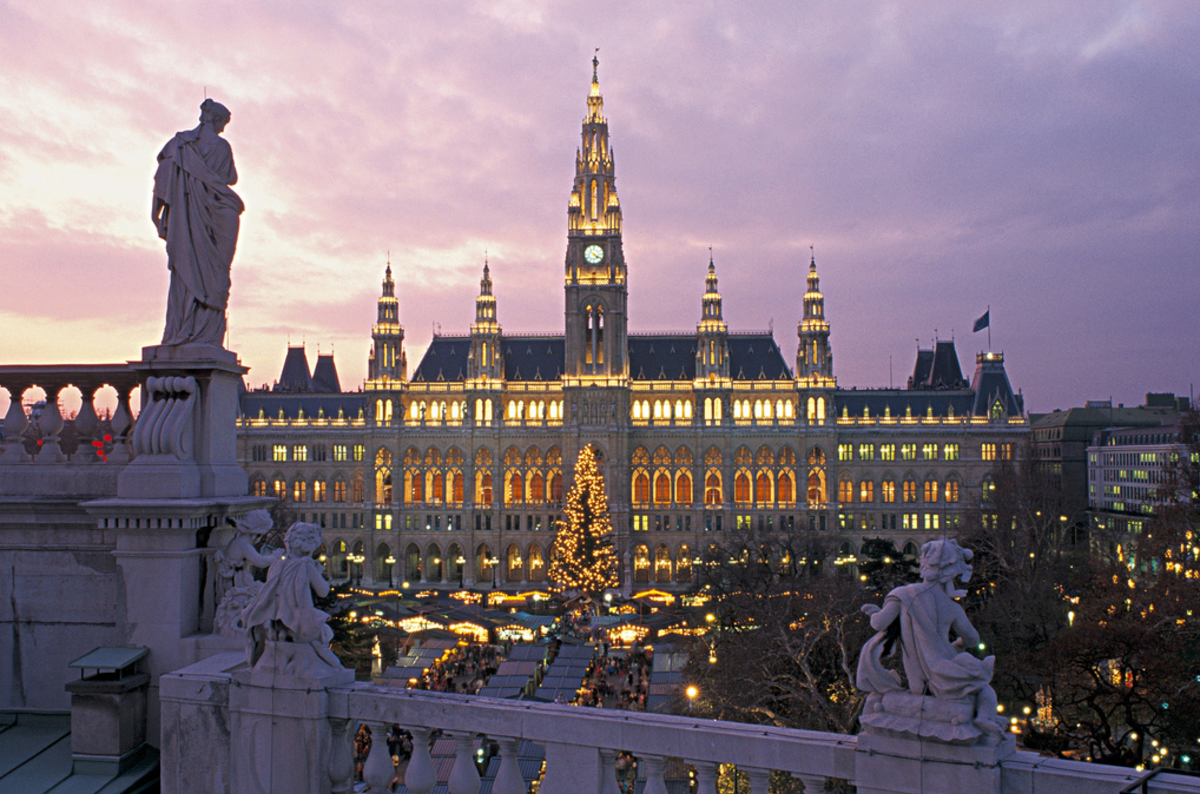 Christmas in Europe: Vienna