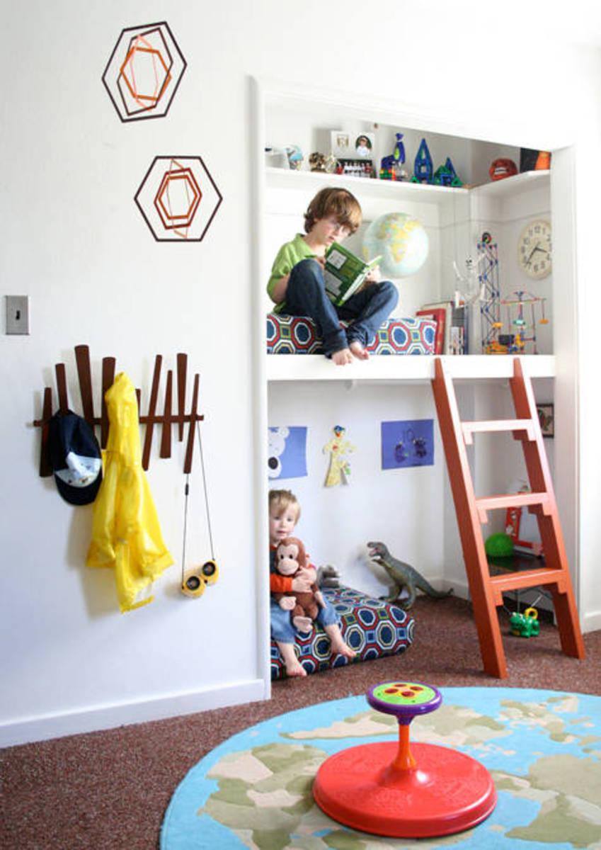 7 Best Kids Bedroom Ideas