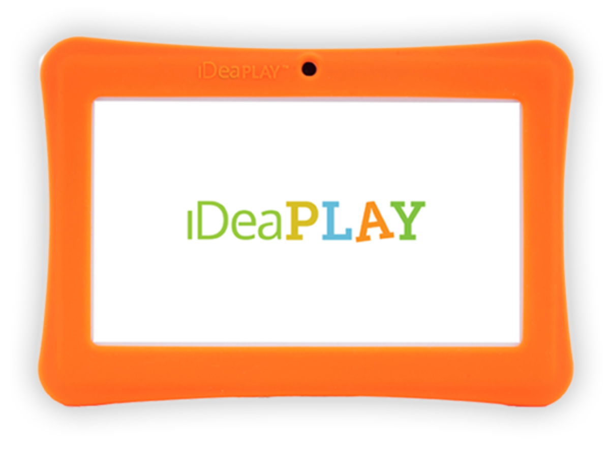 iDeaPLAY Kids Tablet