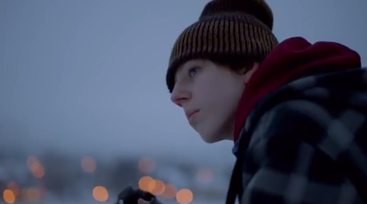 Misunderstood: Have Yourself a Merry Little Christmas Apple Ad