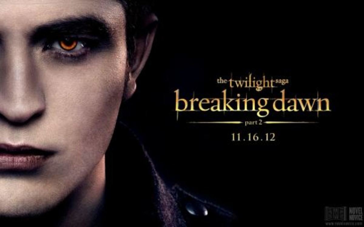 Edward Breaking Dawn