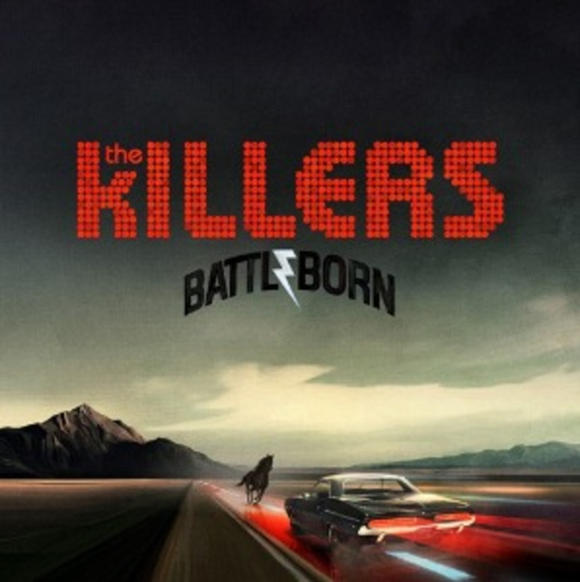 Killers Battle Born Cover Art