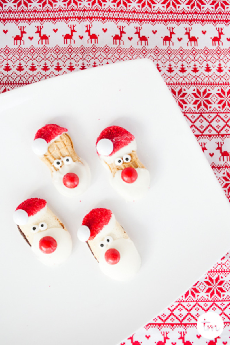 Christmas treats that are easy no baking