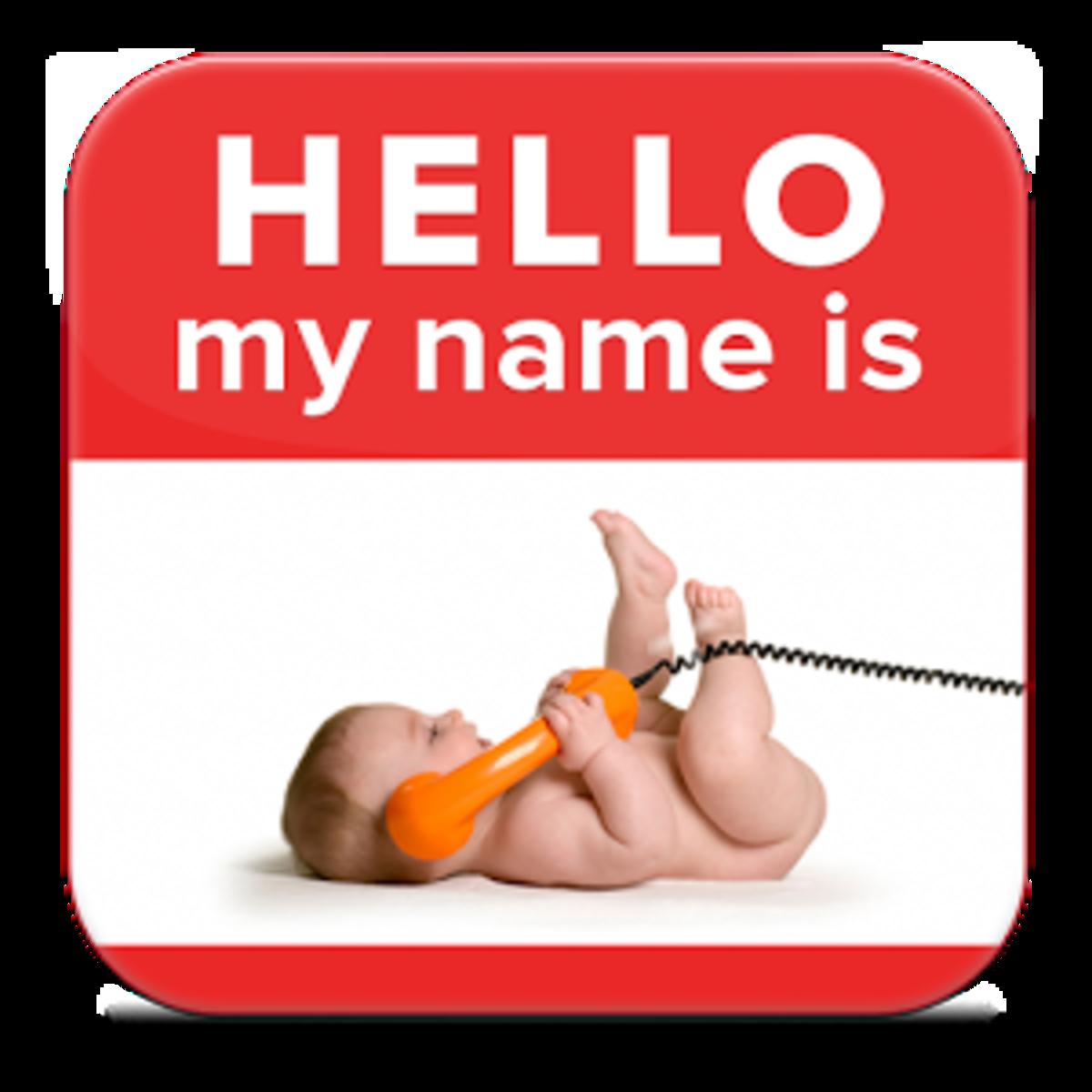 5 Baby Name Trends 2014 www.TodaysMama.com