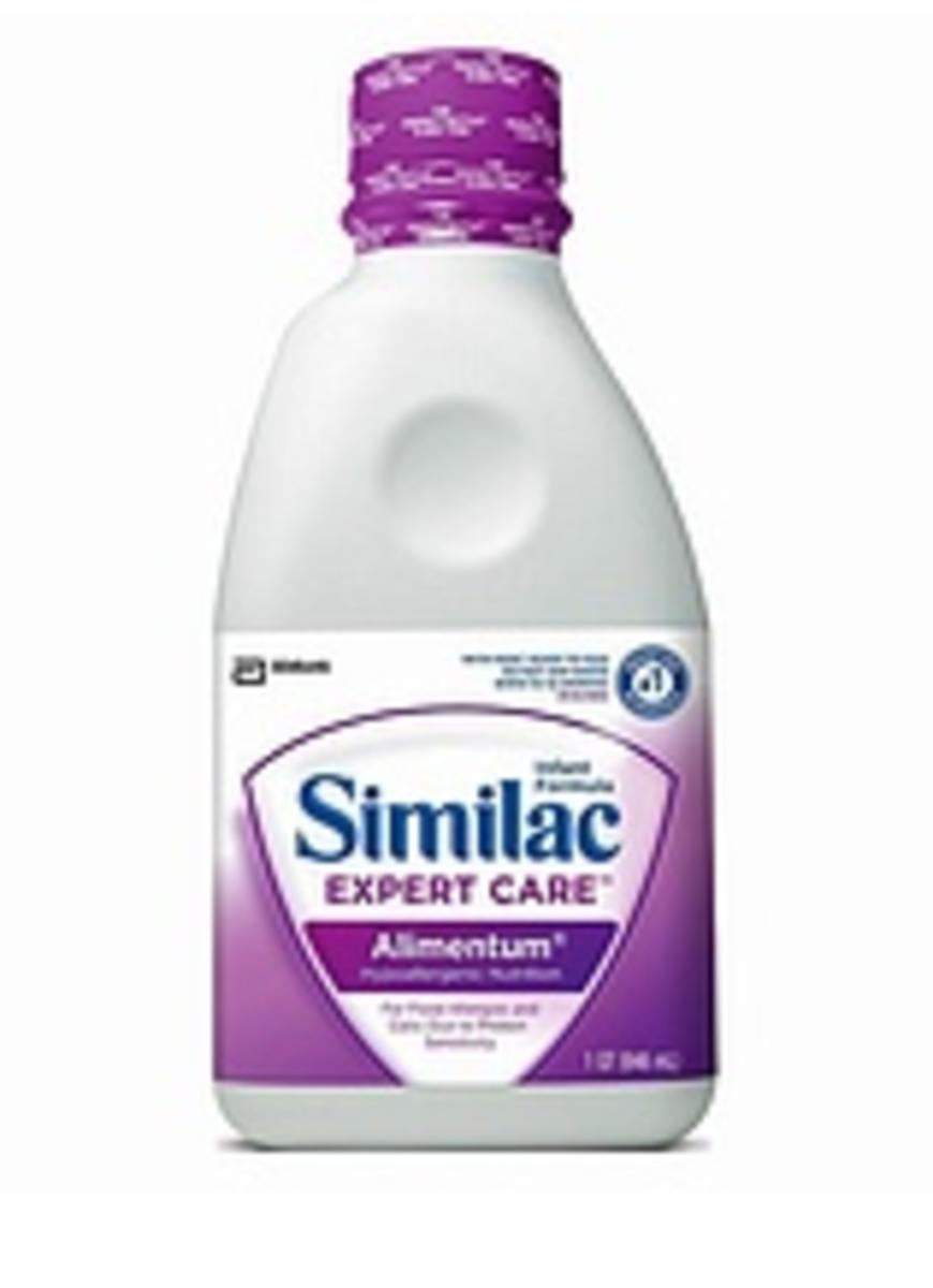 Hypoallergenic Formula for Dairy Allergy